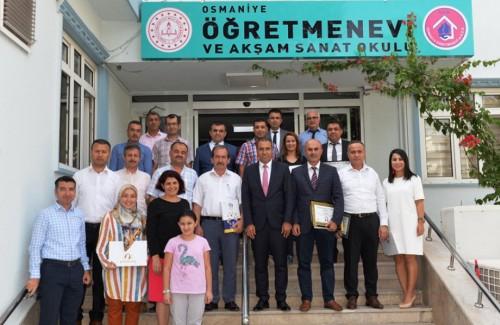 OSMANİYE'DE ÜST ÜSTE İKİNCİ KEZ AVRUPA KALİTE ÖDÜLÜ ALAN TEK ÖZEL OKUL ENDER KOLEJİ