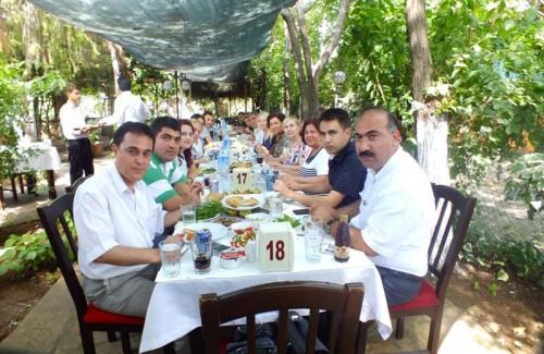 Adana Bilfen Koleji Ziyareti