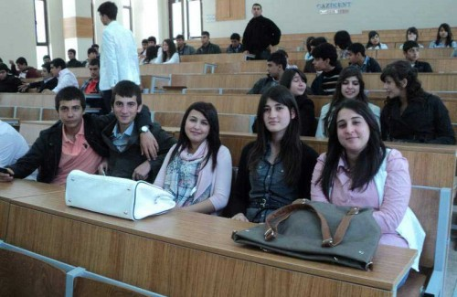 Gazikent Üniversitesine Ziyaret