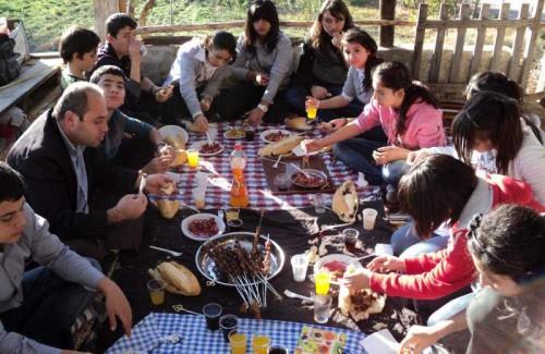 9.Sınıflar Coğrafya Arazi Gezisi (Hasanbeyli)